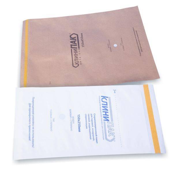 Пакеты Бумажные Клинипак Инструкция - фото 3